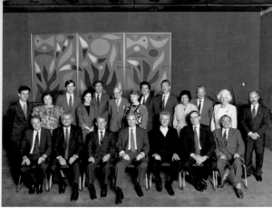 Sesquicentenary NSW Parliamentary Library 1990